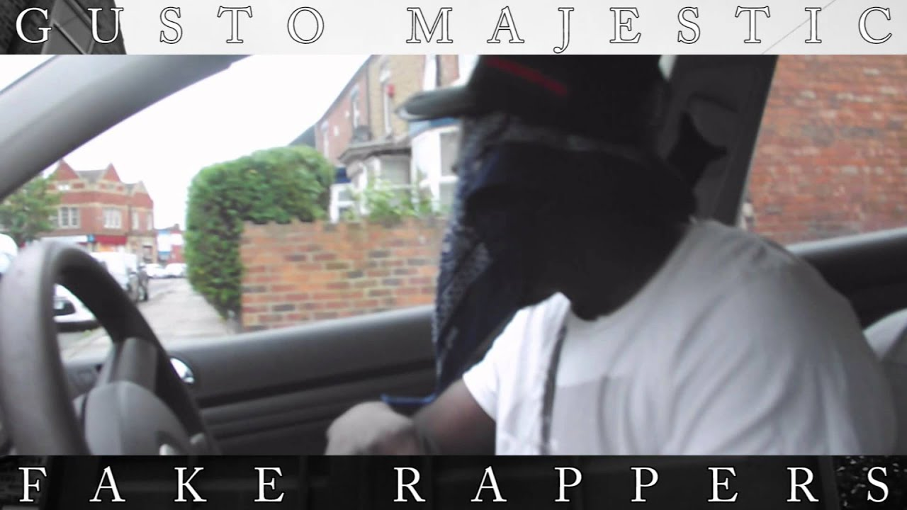 Gusto - Fake Rappers ♦ DGME ♦ - YouTube