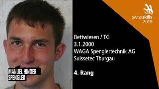 Suissetec TG an Swiss Skills 2018