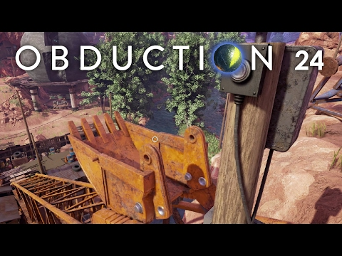 Obduction   Deutsch Lets Play #24   Blind Playthrough   Ingame English