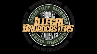 Illegal Broadcasters -  The Eric Garner Case w/ De Lacy Davis [Radio Show]