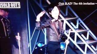 CLUB SLAZY 4th 豕墓怦蠎キ蟷ウ�シ�螟ェ逕ー蝓コ陬� 繧サ繝ェ繝包シ区ュ悟罰