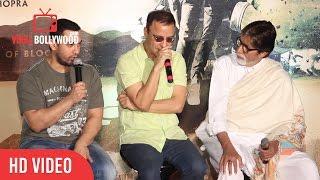 Question Answer Session | Aamir Khan | Amitabh bachchan | Vidhu Vinod Chopra | Broken Horses