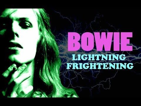 David Bowie 'Lightning Frightening''