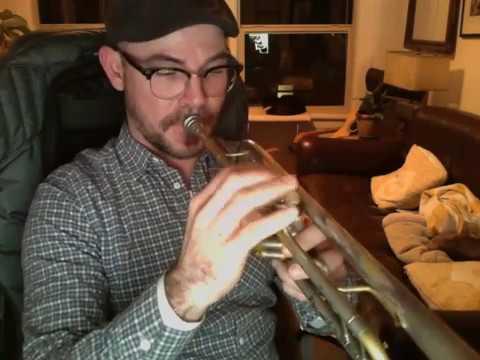 """Shaw 'Nuff"" Bird & Diz Solos Transcription & Process Video Log by Charlie Porter"