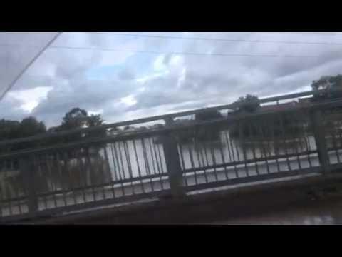 Hunter river Maitland NSW