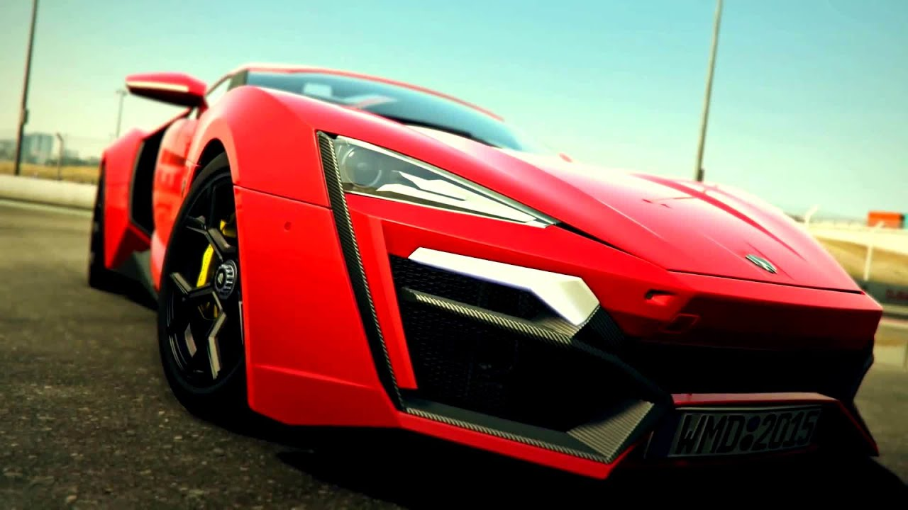 Project CARS - Official Lykan Hypersport Free Car #1 ...