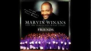 Walk Like Jesus -Marvin Winans & The Praise Choir(Friends).wmv