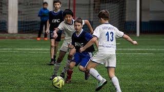 Региональный этап Всероссийских соревнований «Мини футбол в школу»