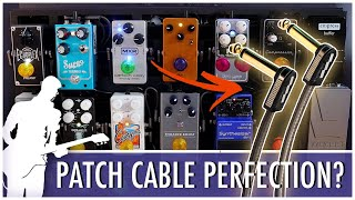 Are These the PERFECT Patch Cables? Ultra Compact, Premium Quality, and Surprisingly Affordable!