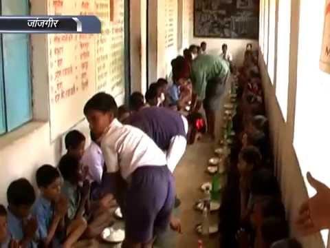 Government School Children in Bilaspur City C.G.