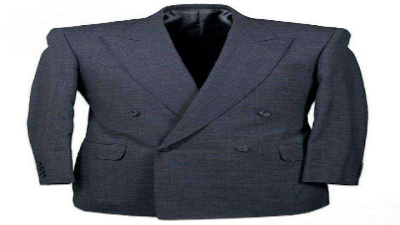 Do men's suit jackets have shoulder pads