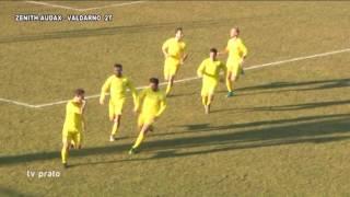 Zenith Audax-Valdarno 0-2 Eccellenza Girone B