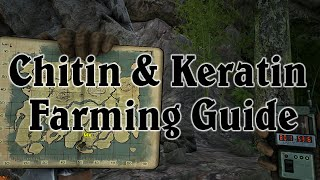 Chitin & Keratin farming Guide (Deutsch)★ ARK Survival Evolved ★ Early  Access ★ Let´s Play  ★ HD+