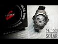 Casio G-Shock Solar Watch Review:  AWGM100B