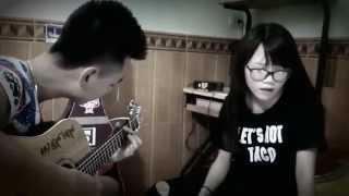 Hoa Tuyết (Guitar cover)  - Hằng Bee & Hải Long Vương