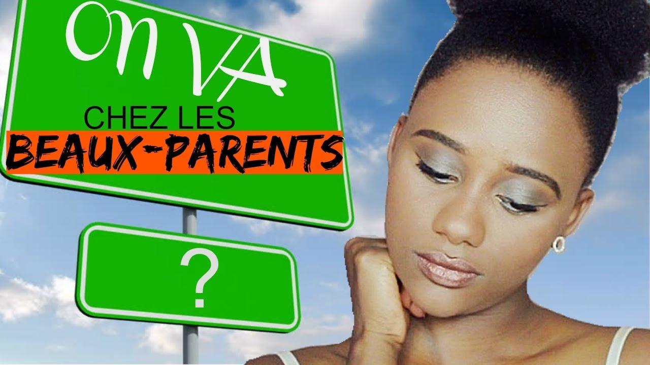 Rencontre avec les beaux parents