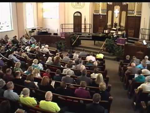 Palm Sunday Community Service