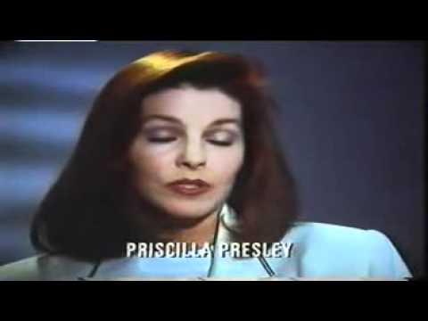 Priscilla on Elvis Presley and Tom.avi