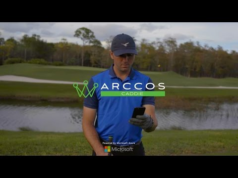 Arccos Caddie Preview