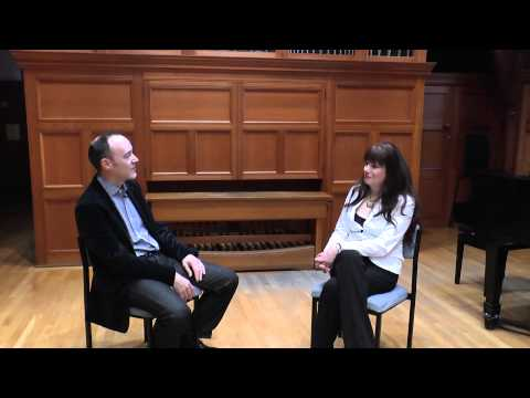 Leon McCawley in conversation with Melanie Spanswick