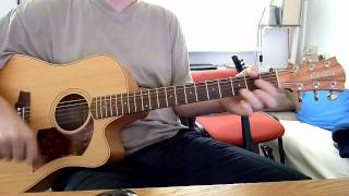 The Beatles №1 - I Want To Hold Your Hand - acoustic guitar cover by onlyfavoritemusic