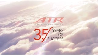 Happy 35 years of success ATR!