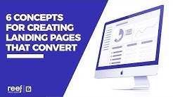 6 Concepts for Creating Landing Pages That Convert