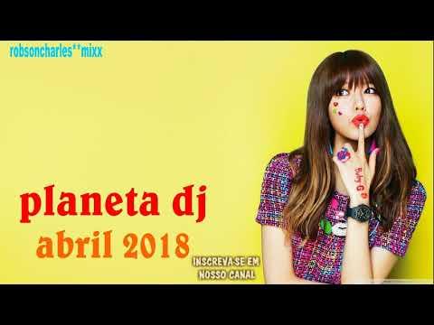 PLANETA DJ ABRIL 2018