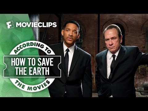 How To Save The Earth According To The Movies (2016) HD