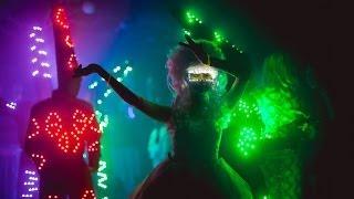 Детский день рождения. Неоновая вечеринка от Oscar Event Agency