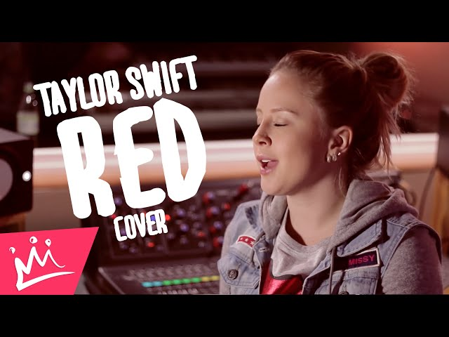 Priscila Brenner - Red (Taylor Swift Cover)