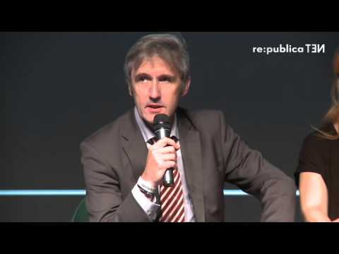 re:publica 2016 – Eröffnungspanel: Gesellschaft – it's broken, let's fix it! on YouTube