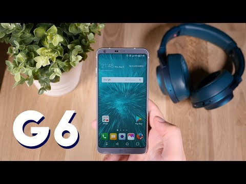 LG G6 review - 4 months later (It's awesome!)