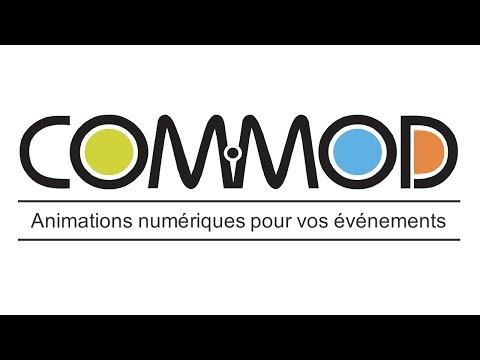 Machine à Selfie by COMMOD
