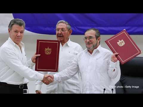 En Colombie, les accords de paix fragilisés par les élections - Profession reporter
