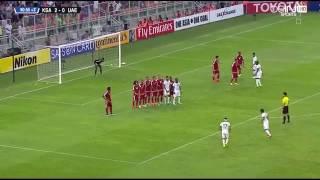 بالفيديو.. يحيى الشهري يُحرز الهدف الثالث في مرمى الإمارات