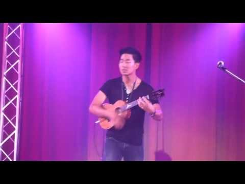Jake Shimabukuro Live in Thailand 2013 [HD 720P]