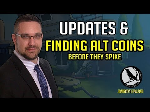 How To Find Altcoins Before They Spike - My New Patreon