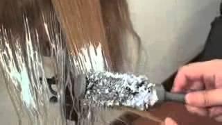Брондирование волос,отличный способ:)