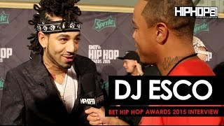 DJ Esco Talks New Future Project,