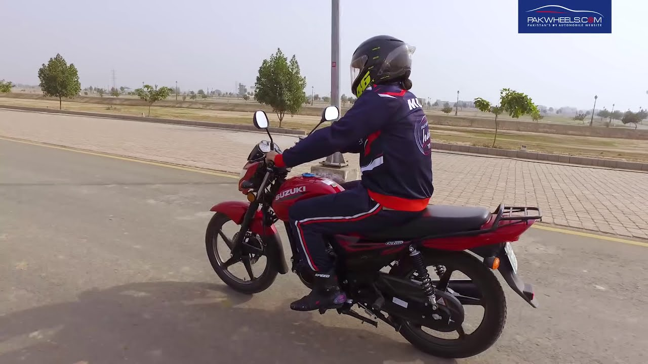 Suzuki Gr 150 Detailed Review: Price, Specs & Features | Pakwheels   Pakwheels Com 04:56 HD