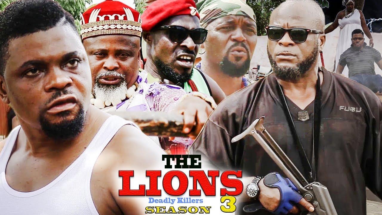 Download THE LION SEASON 3 {NEW MOVIE} - 2020 LATEST NIGERIAN NOLLYWOOD MOVIE