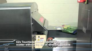 Thermo Scientific EZx Touchless Food X-Ray Inspection Overview