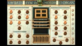 Passacaille by Luigi Rossi Organ
