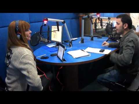 """Interview in """"Al día con Xiva"""" at Jazz 95.5 FM"""