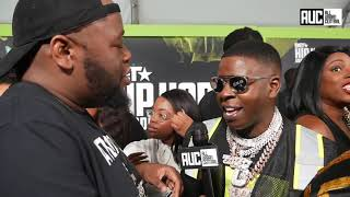 Blac Youngsta Says He Wont Ever Do A Song With 6ix9ine At BET Hip Hop Awards
