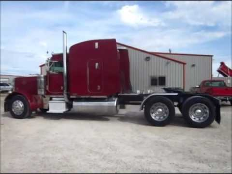 1999 Peterbilt 379 For Sale Youtube