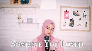 Someone You Loved - Lewis Capaldi Cover By Eltasya Natasha