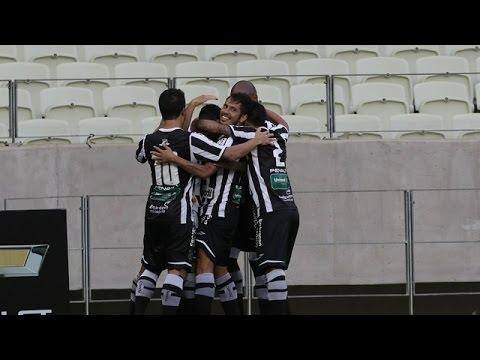 Ceará 2 x 2 Paysandu Melhores Momentos - Campeonato Brasileiro Série B 14/05/16