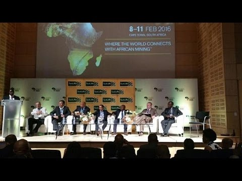Mining Indaba Opens In Cape Town